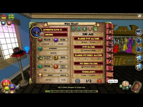 291f6d3b32f HOW TO GET PVP WARLORD ON WIZARD101 (100% Success)
