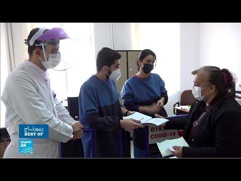 تركيا: حملة تطعيم ضد فيروس كورونا باستخدام لقاح -سينوفاك- الصيني  - نشر قبل 16 ساعة