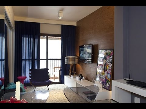 Small 45 square meter apartment design optimized youtube for Living room 10 square meters
