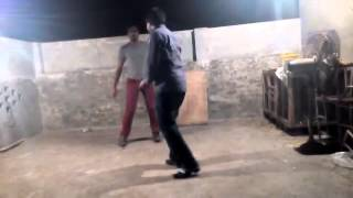 Pakistani freestyle dance{Bollywood song]