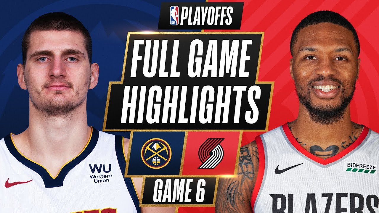 Nuggets vs. Trail Blazers - Game Recap - June 3, 2021 - ESPN