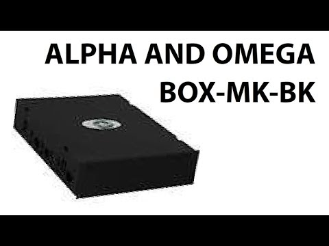 Hardw Review: Alpha and Omega BOX-MK-BK (5.25'' Storage Box)