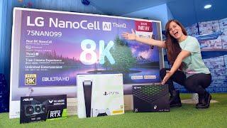EL TELEVISOR PARA PLAYSTATION 5 → CUIDADO NO TE EQUIVOQUES!!!!!!! [nuevo gran TV 8K Gaming]