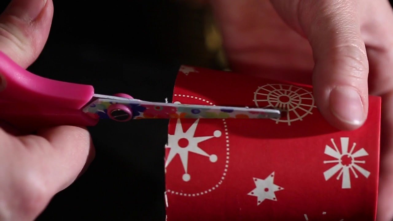 Как сделать упаковку для пряников и печенья из бумажного стаканчика
