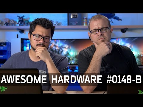 Awesome Hardware #0148-B: MSI Cases?? New AMD APUs, COPPER Cooler