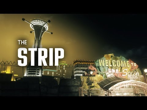 The Story of Fallout New Vegas Part 2: Welcome to The Strip - Fallout New Vegas Lore