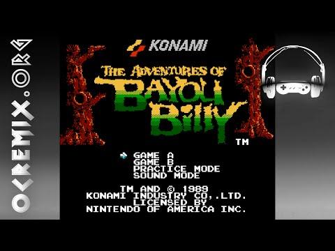 OC ReMix #1793: Adventures of Bayou Billy 'El Lagarto' [Gun Shootin', Swamp Fightin'] by Evil Horde