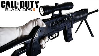 SNIPER RIFLE CONTROLLER UNBOXING! Call of Duty Black Ops 2 Zombies TranZit Gameplay
