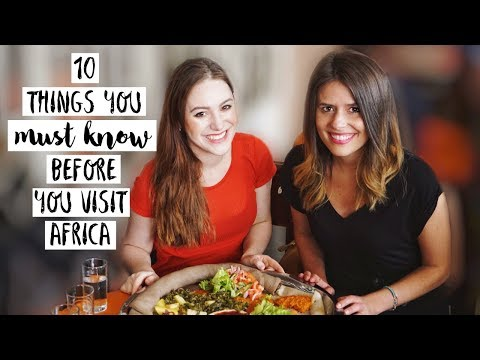 10 Tips Before You Travel To Africa | Backpacking & Solo Female Travel Advice