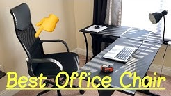 Best Cheap Computer Chair for Gaming, Office Space, Bedroom, Meeting, or Study Room HD Review