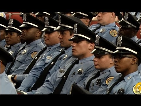 NOPD Graduates 34 New Recruits from Training Academy