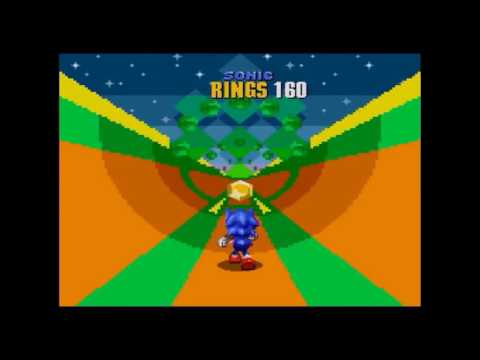 Sonic 2 Can Can (4x Fast Motion)