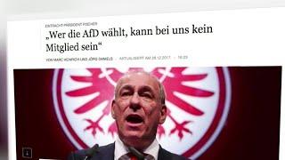 Umgang mit der AfD: Schluss mit Verständnis
