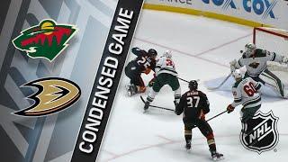 04/04/18 Condensed Game: Wild @ Ducks