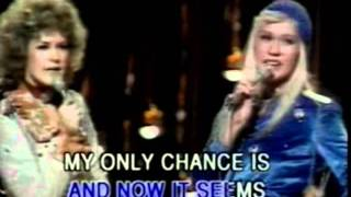 Abba- Waterloo with lyrics