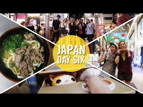 Osaka w/ Rachel & Jun! • Japan Adventures