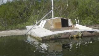 Derelict Boat Update