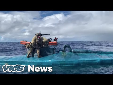 Maddox - Coast Guard Captures Another Narco Sub With $69 Million In Cocaine!
