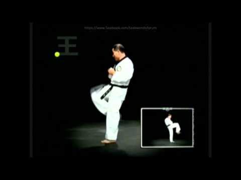 4. Sah-Jang (Poomsea Taegeuk) Technical / ENGLISH SPEAK [HD]