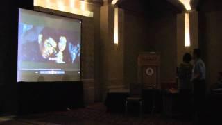 在2011年4月10号密西根Dearborn市Hyatt大酒店举行的密西根清华校友会ATU...