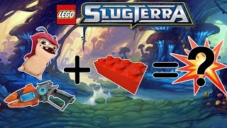 ✓ How to make Lego Slugterra ✓ w/ Joy