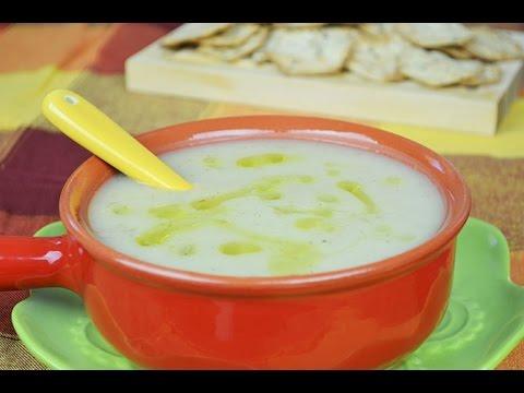 Vegan Potato Fennel Soup with Ginger & Garlic Recipe