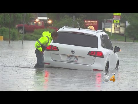 Mobile Weather Lab Tracks Flash Flooding In Boulder