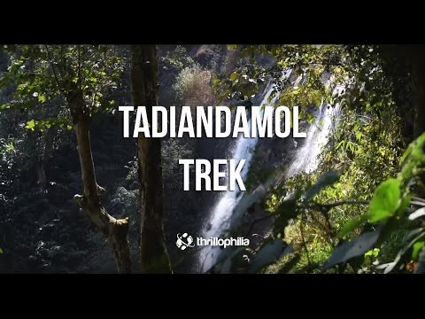 Tadiandamol Trek in Coorg - Hike up a Mountain and Rappel down a Waterfall with Thrillophilia