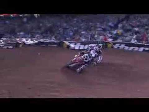 SUPERCROSS Mike LaRocco Supercross Feature 2006