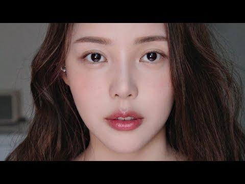 Natural Makeup 2 (With subs) 내추럴 메이크업 2