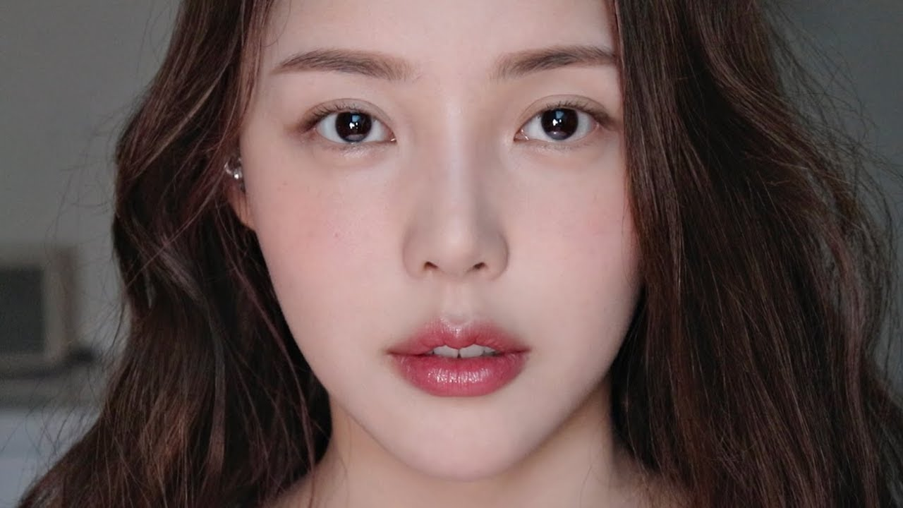Natural Makeup 2 (With subs) 내추럴 메이크업 2