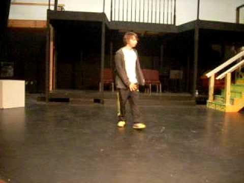 Columbia's Dance