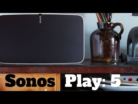 Sonos PLAY 5 Ultimate Wireless Speaker review