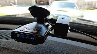 Escort iXc Radar Detector & M1 Dash Cam Unboxing and installations
