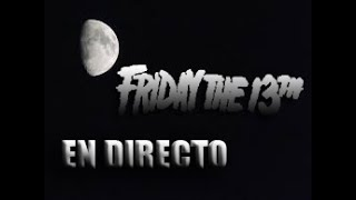 Friday 13th the game | en directo escapemos de jason