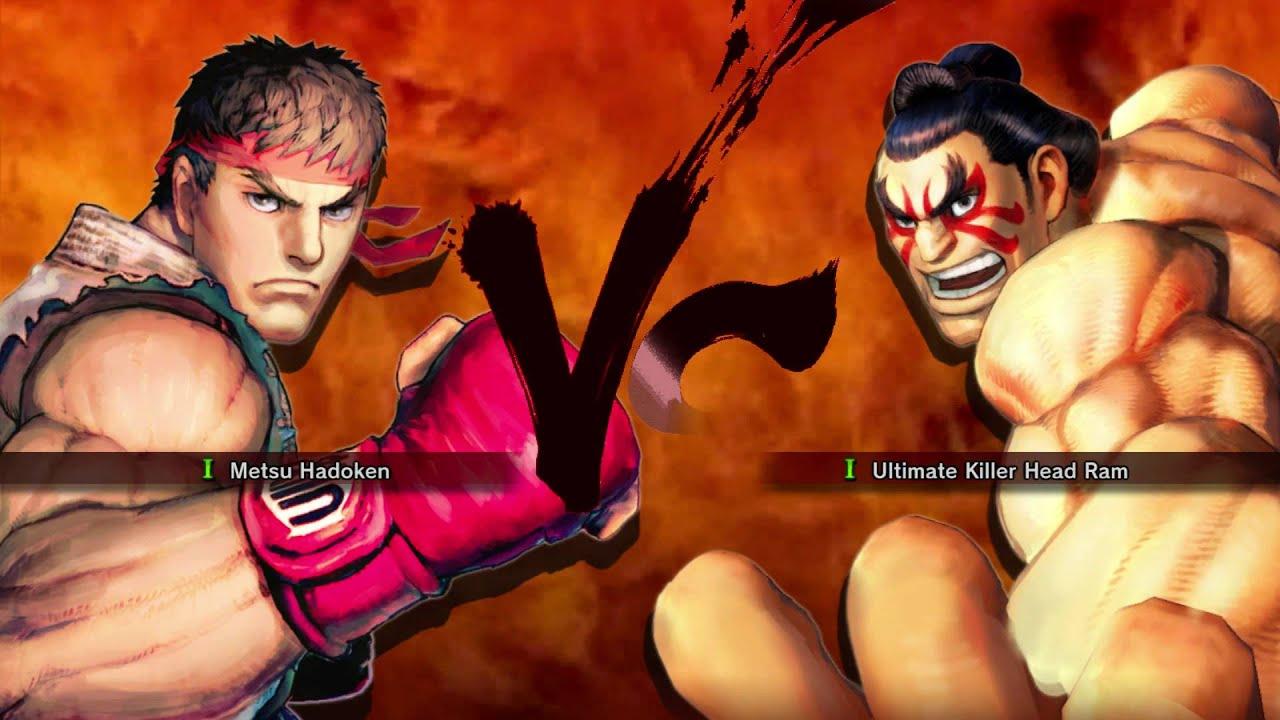 Kewang007 (Ryu) vs DocBB (Honda) - USF4