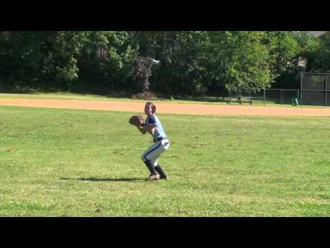 Katie Kennedy Yak Fastpitch Softball 2012, Wheatmore High School Class of 2015