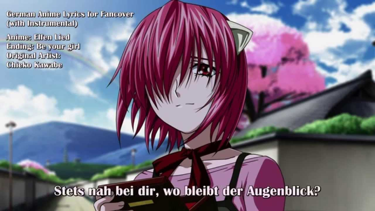 elfenlied german