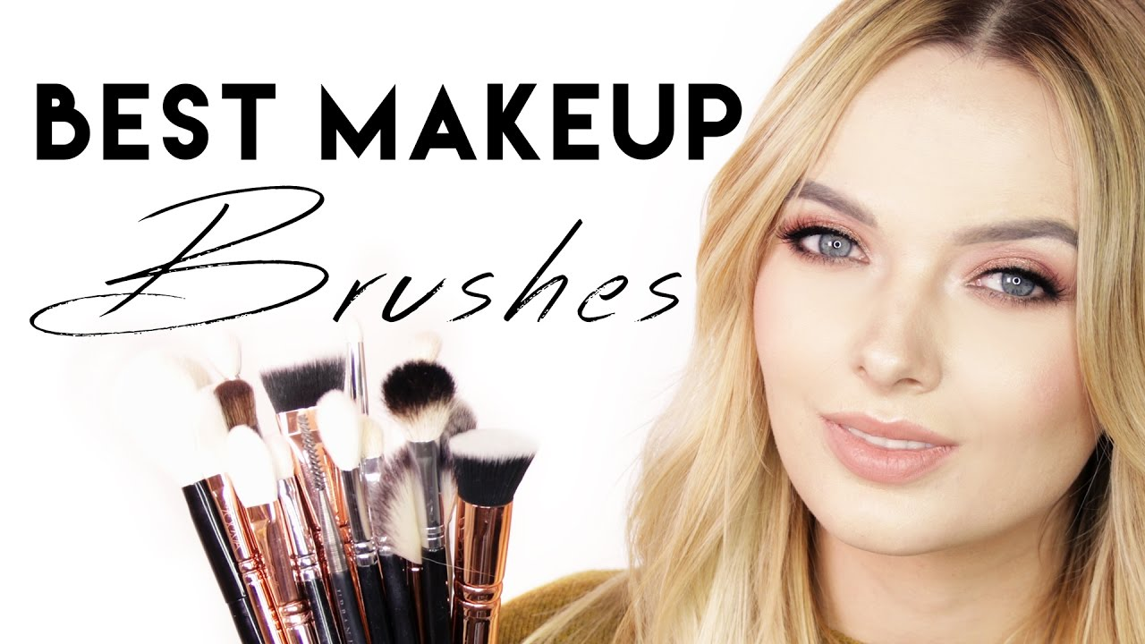 Best Makeup Brushes How To Clean What To Buy Mypaleskin