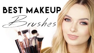 Best Makeup Brushes!  How To Clean & What To Buy!! // MyPaleSkin