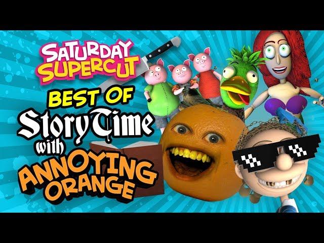 Annoying Orange - Storytime Supercut Season #1