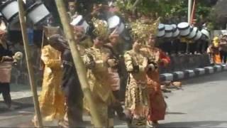 ISI Padangpanjang Minangkabau contemporary dance