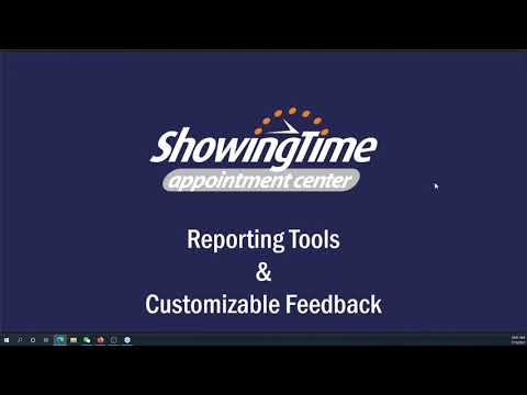 Reporting Tools-HomeLife Landmark Realty - ShowingTime Appointment Center Reporting Tools