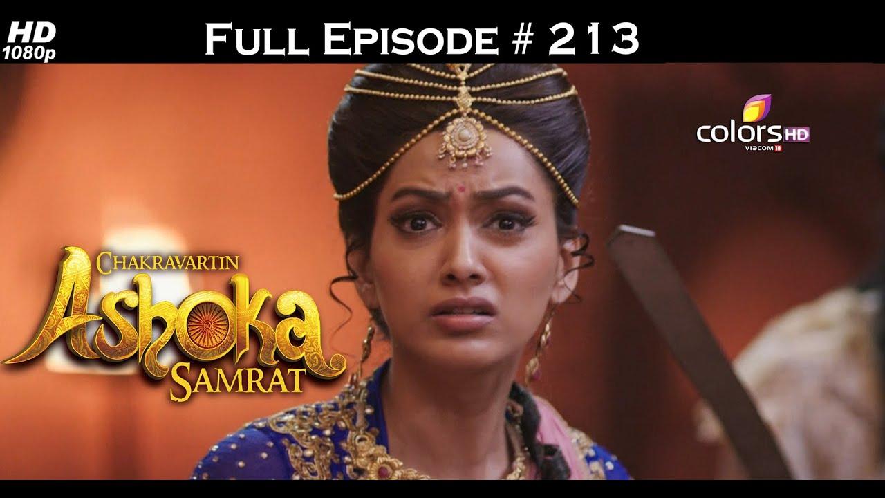 Chakravartin Ashoka Samrat – 22nd November 2015 – चक्रवतीन अशोक सम्राट – Full Episod