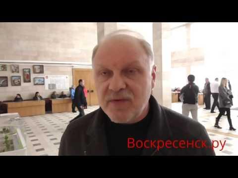 Юрий Крестьянинов рассказывает