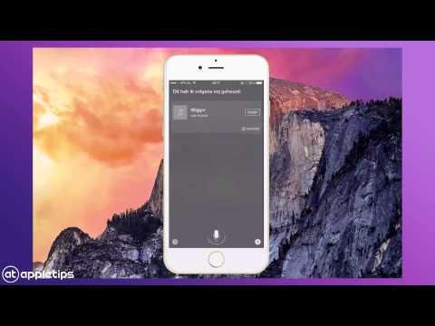 iOS 8: Muziek herkennen via Siri (Shazam)