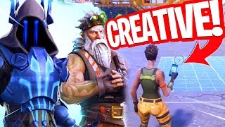 PLAYGROUND STOPT & FORTNITE CREATIVE KOMT!! BATTLE PASS SKINS SEASON 7 LEAKED! + GIVEAWAY