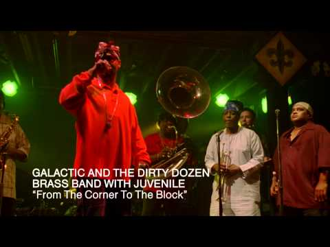 Treme: Season 2 Music Video #1 - From The Corner To The Block (HBO)