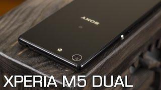 Sony Xperia M5 обзор. Достоинства, недостатки и особенности Sony Xperia M5 DUAL от FERUMM.COM(Sony Xperia M5 купить по выгодной цене: http://goo.gl/HV1U5k Sony Xperia M5 DUAL - ну, очень удачный аппарат, который точно стоит..., 2015-11-09T16:13:45.000Z)