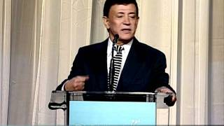 Erasing the Stigma Awards 2011 - part 3 - Leadership Award to Jamie Masada